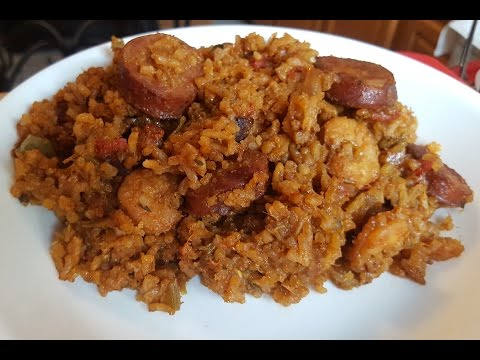 How to make New Orleans Creole Jambalaya