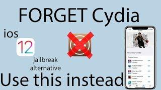 The Best Cydia Alternative IOS 12.1