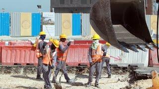 العمالة الاجنبية «بين العمل والكفالة»