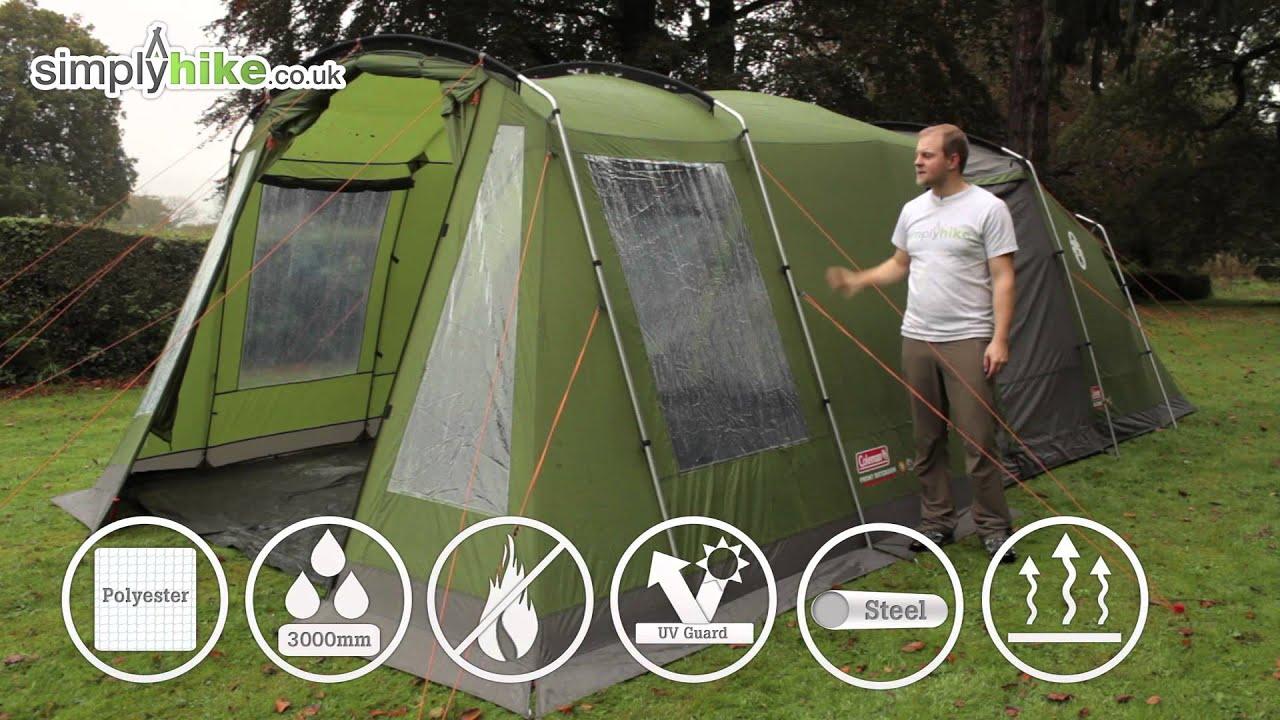 Sneak Peek 2013 tents - Coleman Da Gama Front Extension - .simplyhike.co.uk & Sneak Peek 2013 tents - Coleman Da Gama Front Extension - www ...