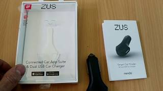 Nonda ZUS Smart Car Charger Review