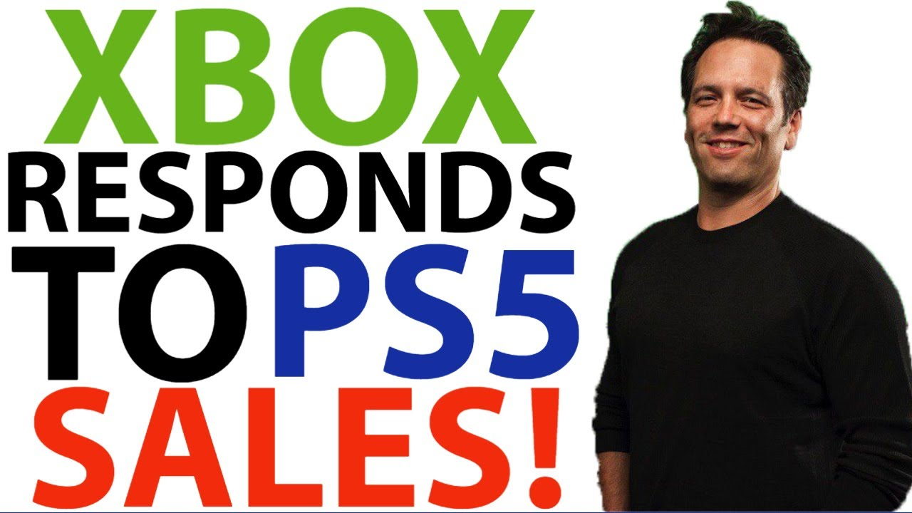 Xbox RESPONDS To PlayStation 5 SALES | Xbox Series X VS Ps5 Sales | Ps5 & Xbox News