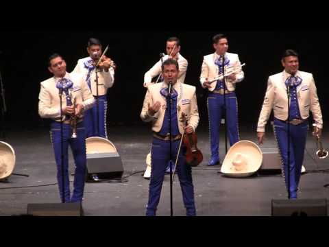 05-11-16 Mariachi Sol de Mexico at 2016 CCSD Mariachi Conference