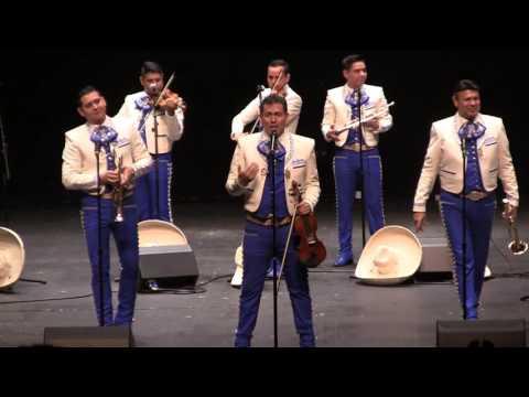 05-11-16 Mariachi Sol de Mexico at 2016 CCSD Mariachi Conference