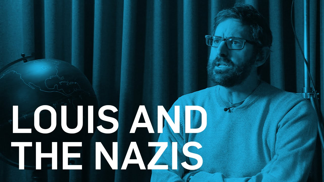 Louis Theroux and the Nazi's