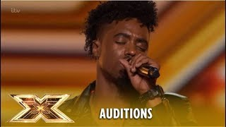 Dalton Harris Emotional Singer from Jamaica With A SHOCKING Voice The X Factor UK 2018 MP3