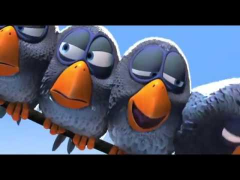Детские мультики Про птичек HD - YouTube