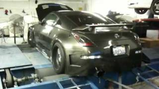 nissan 350z hks gt supercharged stage 5 gtm specs
