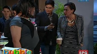 Bubble Gang: Antonietta meets Cherie Gil