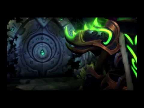 Финальный ролик цепочки квестов охотников на демонов