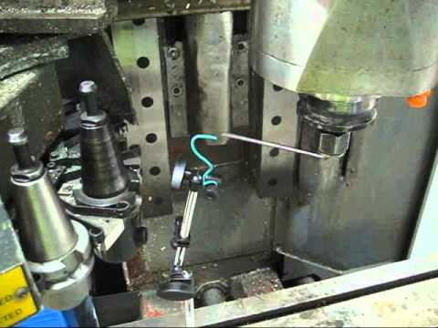 BP412 Spindle Orientation Testing with Mach3