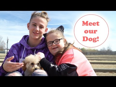 Thumbnail: Our New Dog! Meet Milli! (MattyBRaps & Sarah Grace)