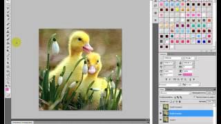 Уроки Photoshop-Несколько движений подряд,по одному уроку