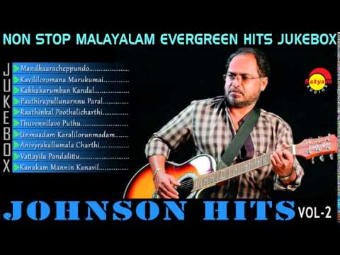 Johnson Hits Vol-2 Audio Jukebox