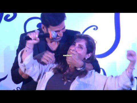 When Dimple Kapadia Revealed Akshay Kumar's Embarrassing Secret Publicly Mp3