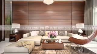 Thiết kế biệt thự mặt tiền 9m- Chú Thảo Phan Thiết, Bình Thuận