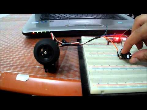 Servo Motor Full Rotation And Arduino Youtube