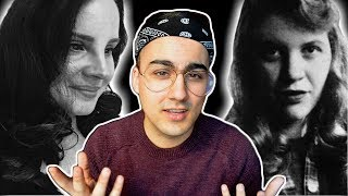 Lana Del Rey, la depresión y Sylvia Plath | JJ