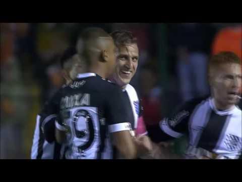 Figueirense 1x0 São Paulo - Brasileirão 2016 - 01/06/2016 - Gols