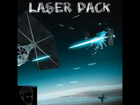 Laser Sound Effects - 8 Sounds - Download