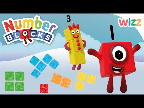 Numberblocks - Learn to Count | Today I Learned