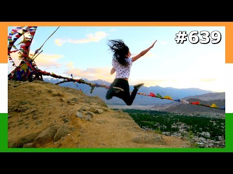 EXPLORING MORE LEH LADAKH INDIA DAY 639 | TRAVEL VLOG IV
