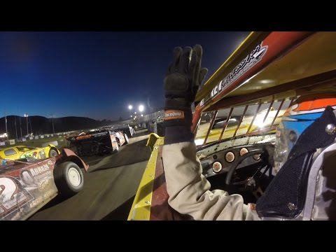 Boom Briggs #99B | In-Car Camera | McKean County Raceway | 9-7-14