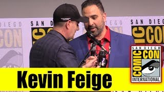MARVEL's Kevin Feige Received Inkpot Award | Comic Con 2017