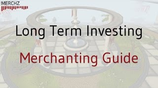 RuneScape Long Term Investing Guide