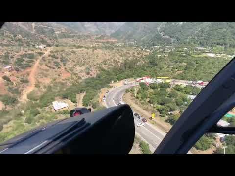 Bus Con 46 Pasajeros Volcó En Cuesta La Dormida De Olmué: Hubo 18 Heridos Leves Y Tres Graves