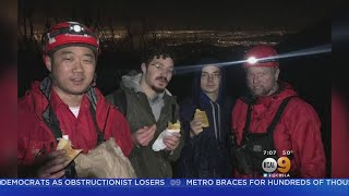 Hikers Rescued In Angeles National Forest