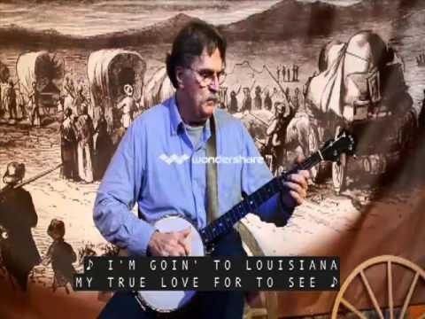 Oregon Trail Folk Music Project - Illinois Doug Tracy
