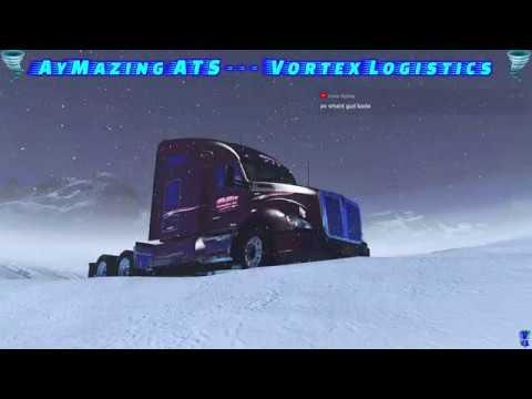 Millis Transfer Inc. | Company Showcase | American Truck Simulator[English]