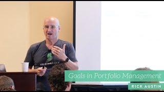 Goals in Agile Portfolio Management