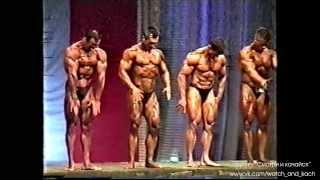 Чемпионат России по бодибилдингу 1999, Челябинск, абсолютка