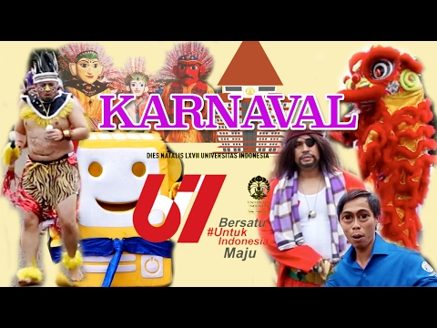Karnaval Dies Natalis Universitas Indonesia