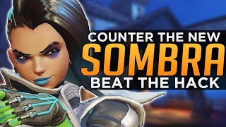 Overwatch: How to Counter the NEW Sombra!