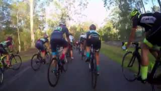 Nerang Twilight Criterium Race - Gold Coast Cycling Club