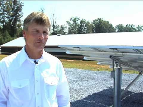 North Georgia Farm Using Solar Energy To Power Operation