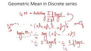 #19, Business Statistics | Geometric Mean & Weighted Geometric Mean