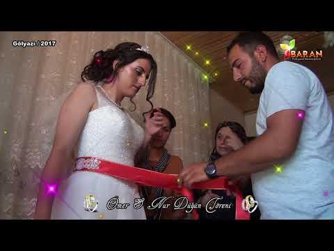 Ömer & Nur Düğün Töreni Klip Gölyazı / 2017