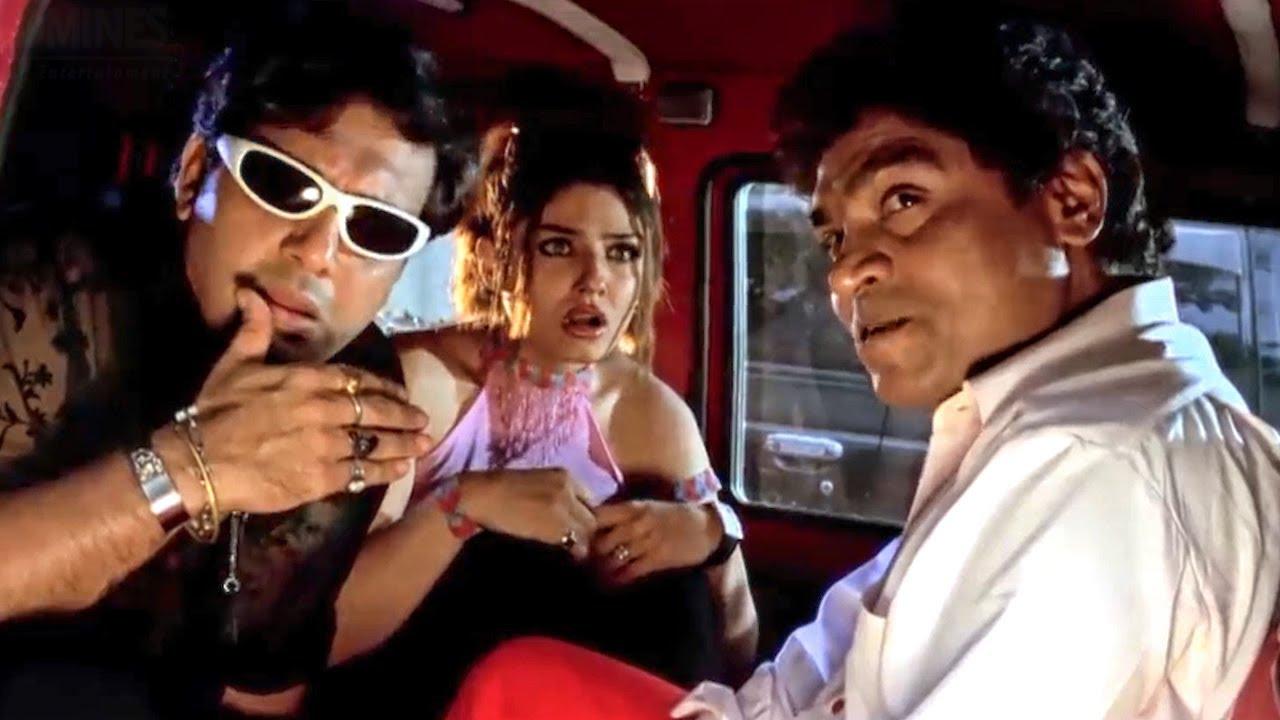 जॉनी लीवर ने गोविंदा को सिखाई दादागिरी करने की ट्रेनिंग। बॉलीवुड फिल्म का बेस्ट कॉमेडी सीन