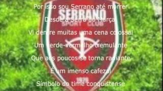 Hino Serrano Sport Club - Vitoria da Conquista