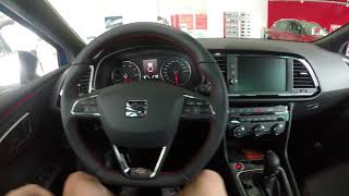 NEW Seat Leon FR 2018 Short Review