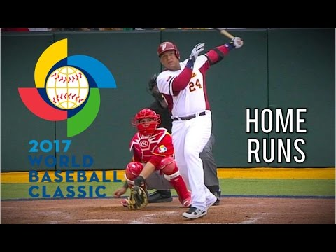 MLB | 2017 World Baseball Classic Home Runs
