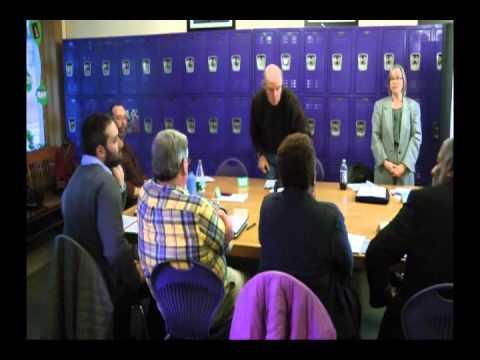 New Roots Charter School 3/20/2014 Board of Trustees meeting
