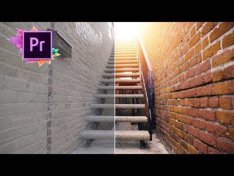 How I COLOR GRADE SLOG3 in Adobe Premiere PRO CC 2017!