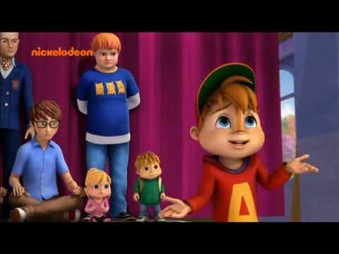 Alvin And The Chipmunks / Элвин и бурундуки ( В образе \\ Best In Shoe )