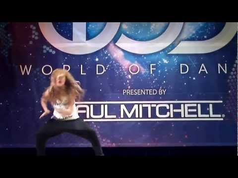 Chachi Gonzales World of Dance New York...