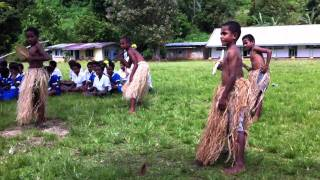 Fiji School Children